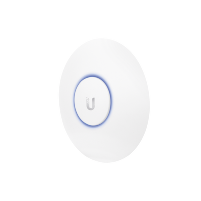 UAP-AC-PRO Access Point UniFi doble banda 802.11ac MIMO 3X3 para interior, PoE af/at, soporta 250 clientes, Hasta 1.3 Gbps PoE incluido