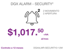 DGX ALARM - SECURITY2